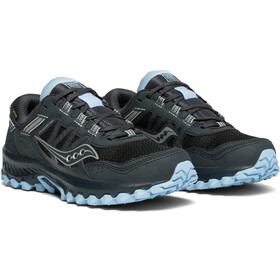 saucony Excursion TR13 GTX Kengät Naiset, black/chambray